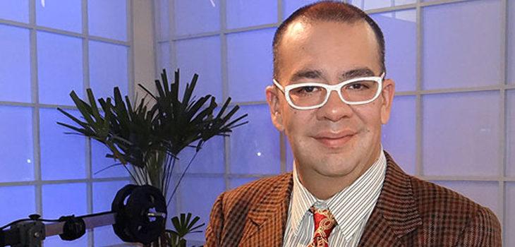 Nicolás Alvarado | TV UNAM