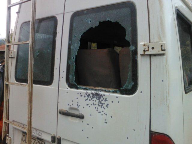 Personal forestal resultó herido tras ataque en Contulmo