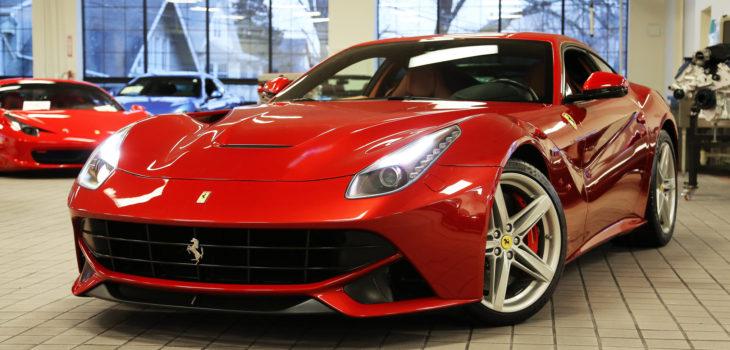 Marcas Italianas De Autos De Lujo Ferrari Y Maserati