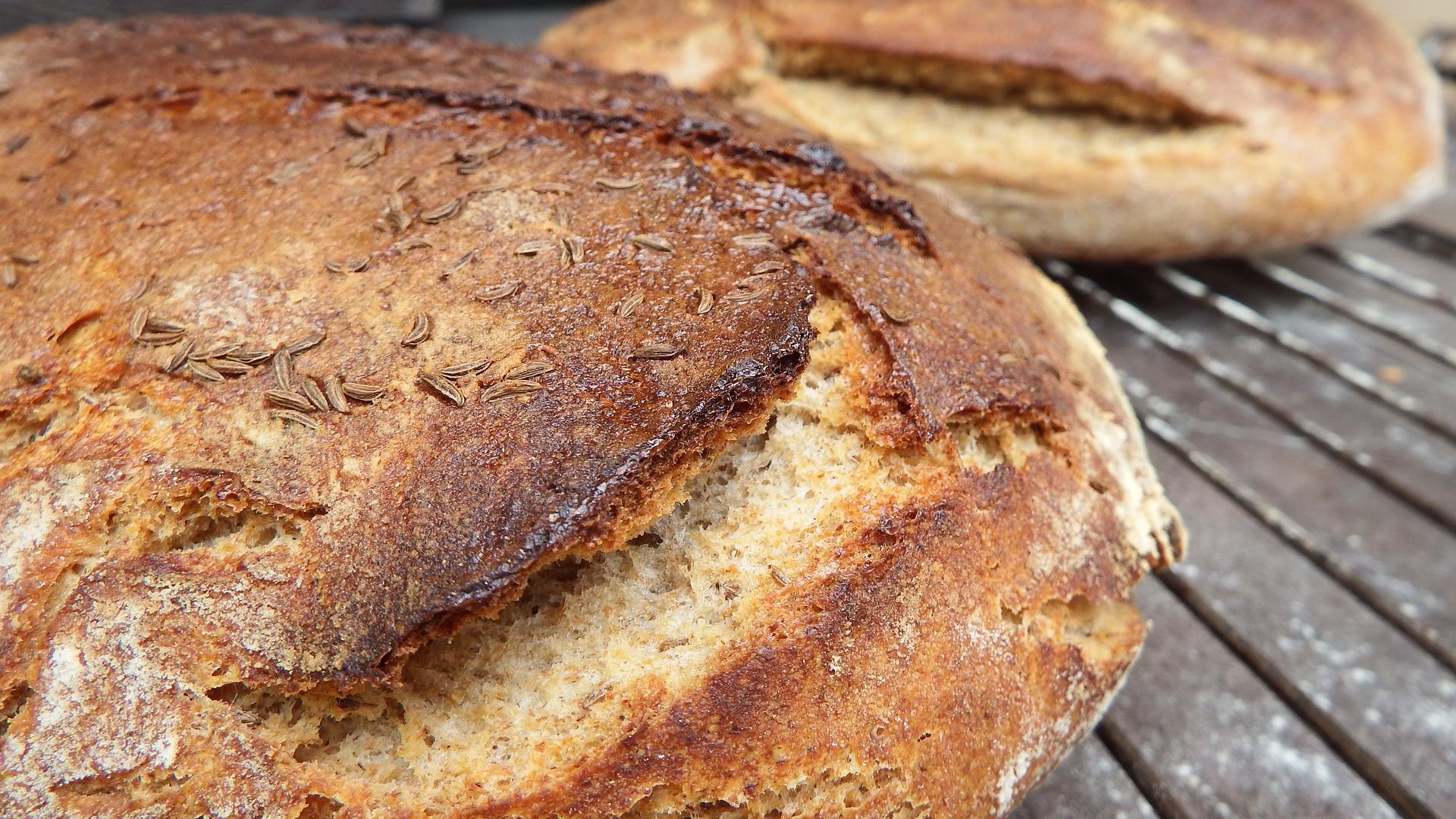 Pan no leudado