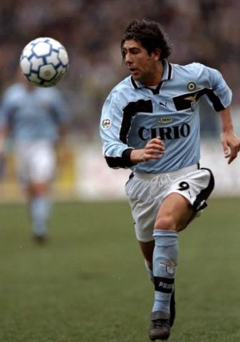 Marcelo Sals junado en Lazio