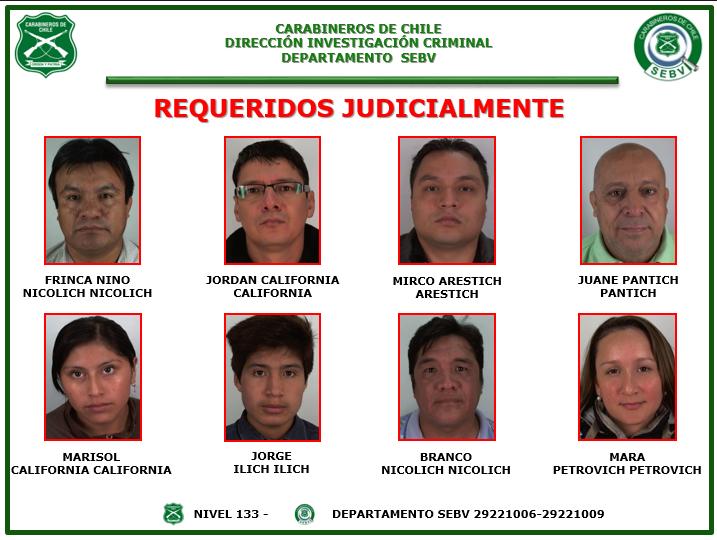 Requeridos judicialmente en investigación por nacionalidad fraudulenta.