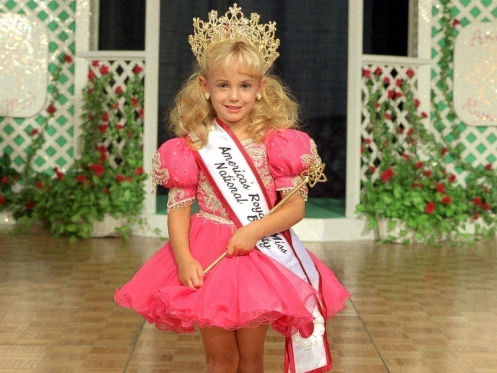 Jonbenét Ramsey fue brutalmente asesinada a los 6 años de edad