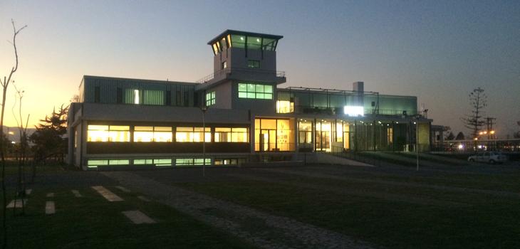 CNAC, fachada posterior, EM (c)