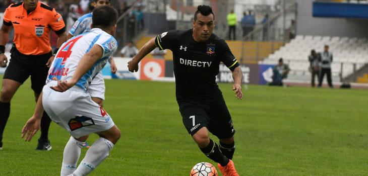 Colo colo rescata un empate en su visita a antofagasta y for Vivero antofagasta
