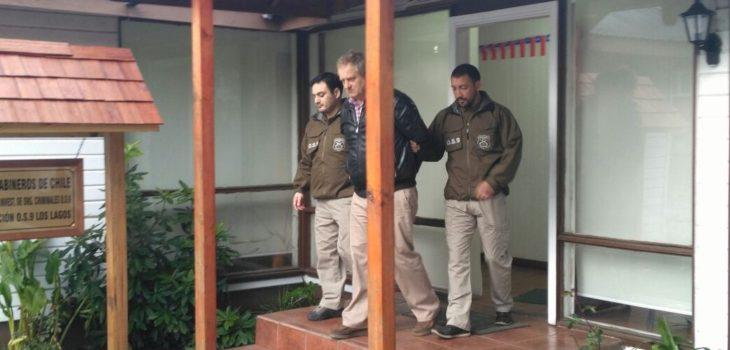 Detenido por presunto robo de salmones en Puerto Montt