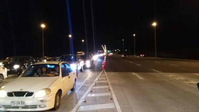 Gran congestión vehicular en peaje de ruta Concepción-Cabrero indigna a automovilistas
