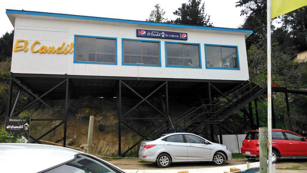 Restaurante El Candil de Cubillos en Dichato