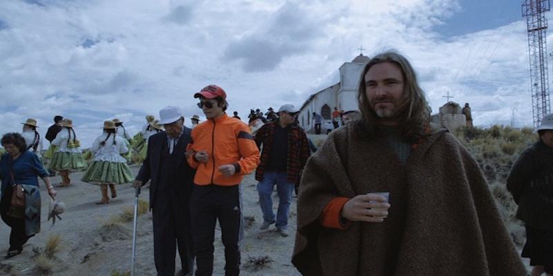 Imagen del documental El Príncipe Inca