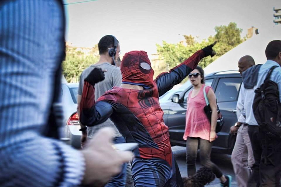Estúpido y Sensual Spiderman   Facebook