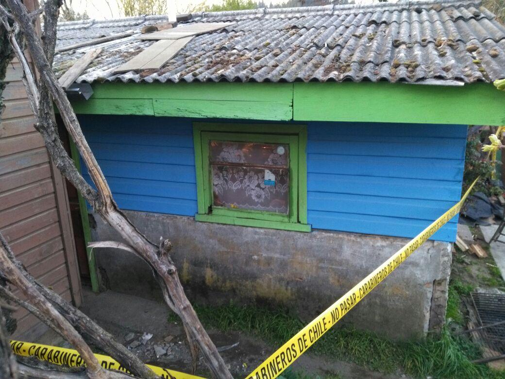 Investigan presunto femicidio en Hualqui