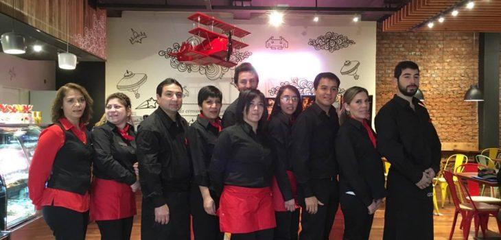 Los renovados Gioco de Concepción