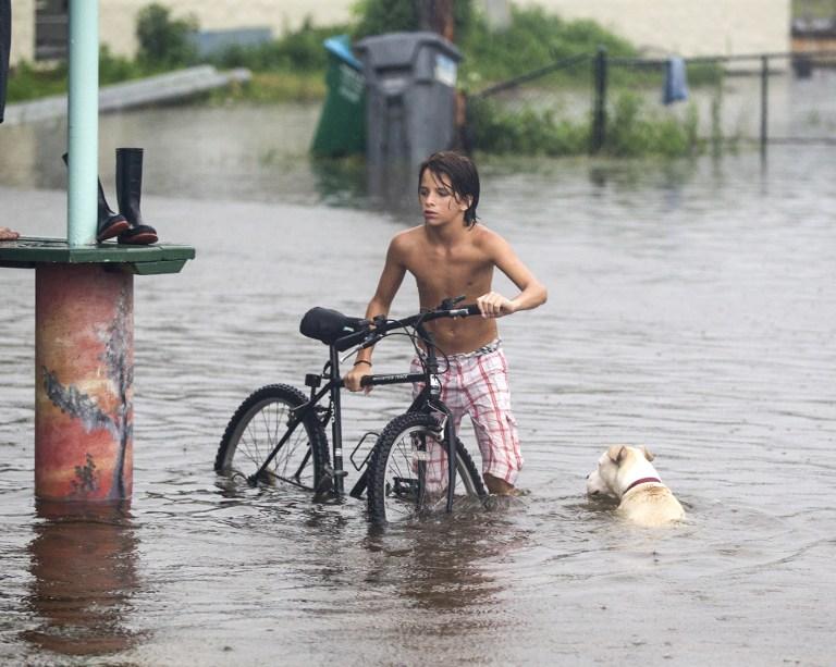 Huracán Hermine | Agence France-Presse