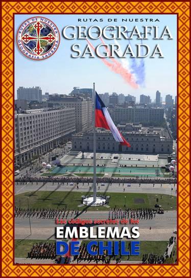 """Portada """"Los códigos secretos de los emblemas de Chile"""""""