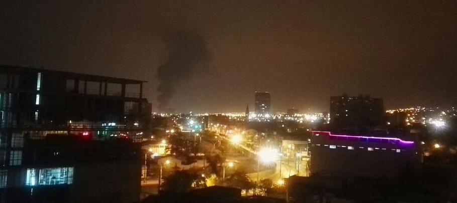 incendio Antofagasta