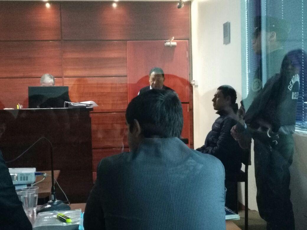 Inician juicio contra imputados por homicidio en Quilpué