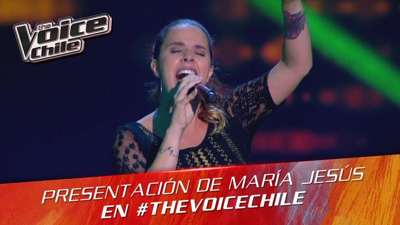María Jesus Fresno, ex participante de The Voice Chile