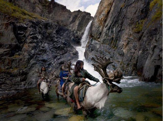 Comunidades Nativas en la Amazonia del Peru