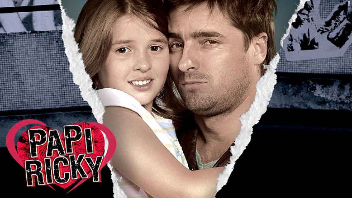 """""""El Camionero"""" sería la precuela de """"Papi Ricky"""", dice el realizador de ambas teleseries"""
