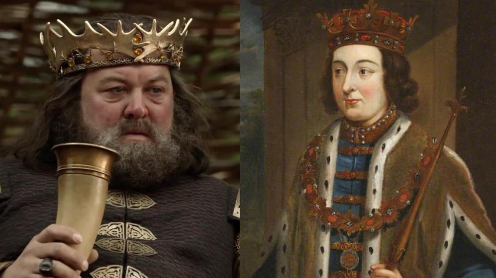 Los personajes reales en los que se basa Game of Thrones
