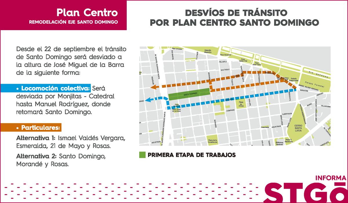 plan centro