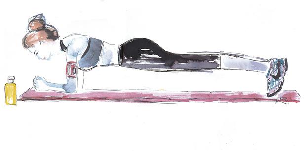 Reto de los pies maduras - 3 4