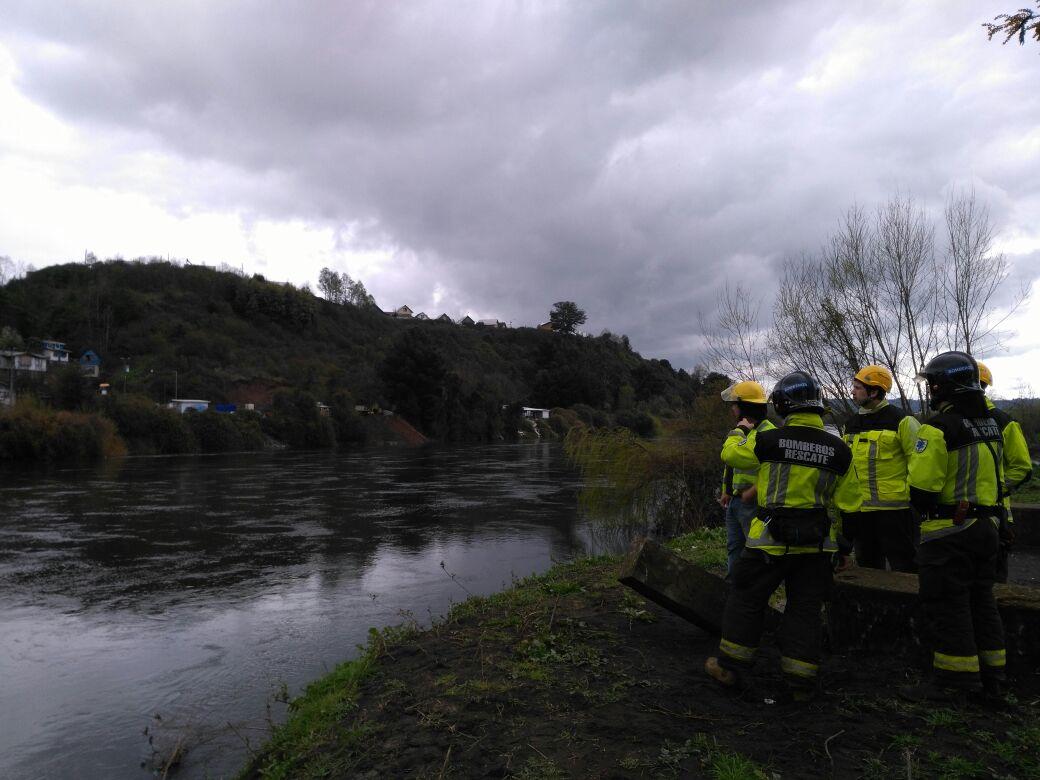 Rescate Río Rahue