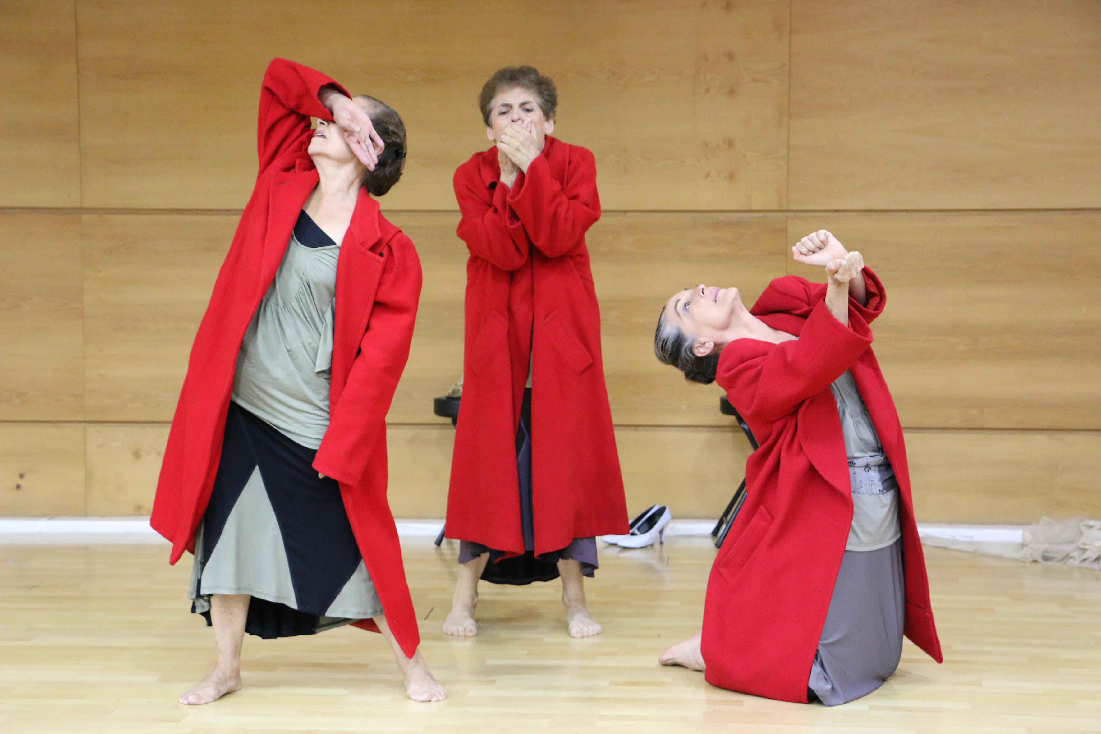 Compañía de danza Generación del ayer