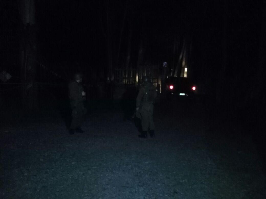 Dos muertos deja balacera tras asalto a un domicilio particular en ruta hacia Vilcún