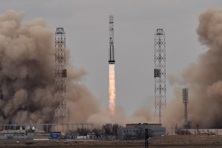 Despegue del cohete que transporta a ExoMars (Marzo de 2016) | KIRILL KUDRYAVTSEV / AFP