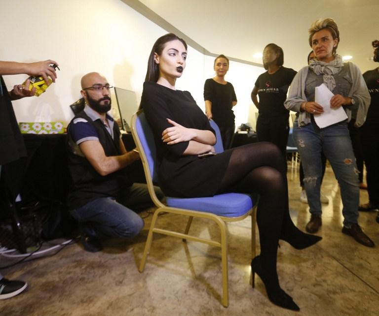 Rafeea Al Hajsi, la primera supermodelo emiratí
