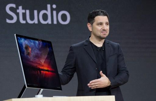 El nuevo Microsoft Surface Studio | DON EMMERT / AFP