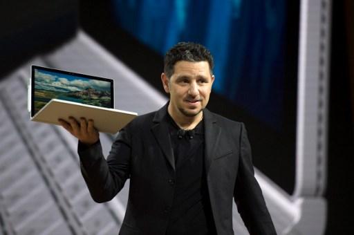 El nuevo Microsoft Surface Book i7 | DON EMMERT / AFP