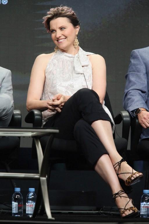 Lucy Lawless, protagonista de Xena, la princesa guerrera
