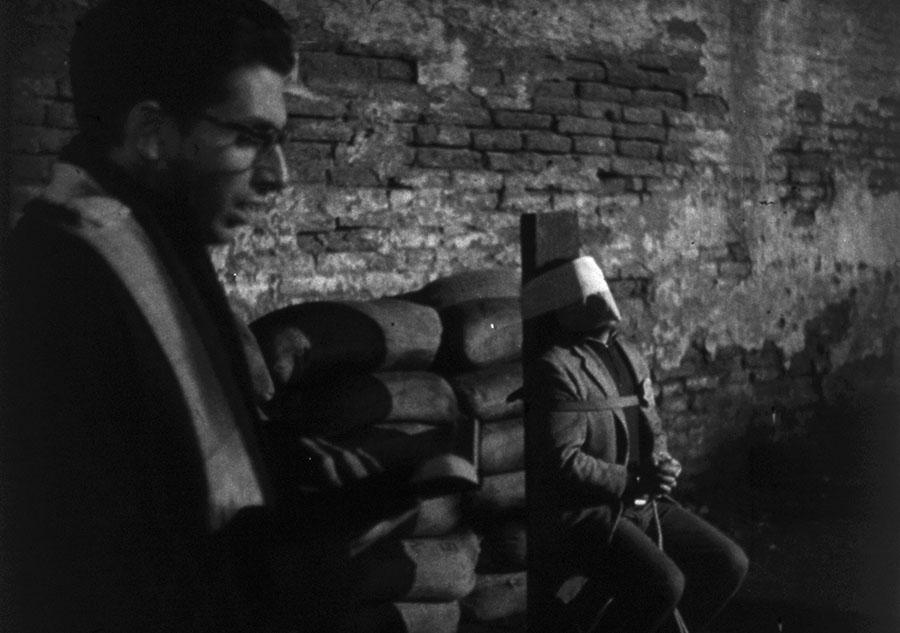 """Película chilena """"El chacal de Nahueltoro"""""""