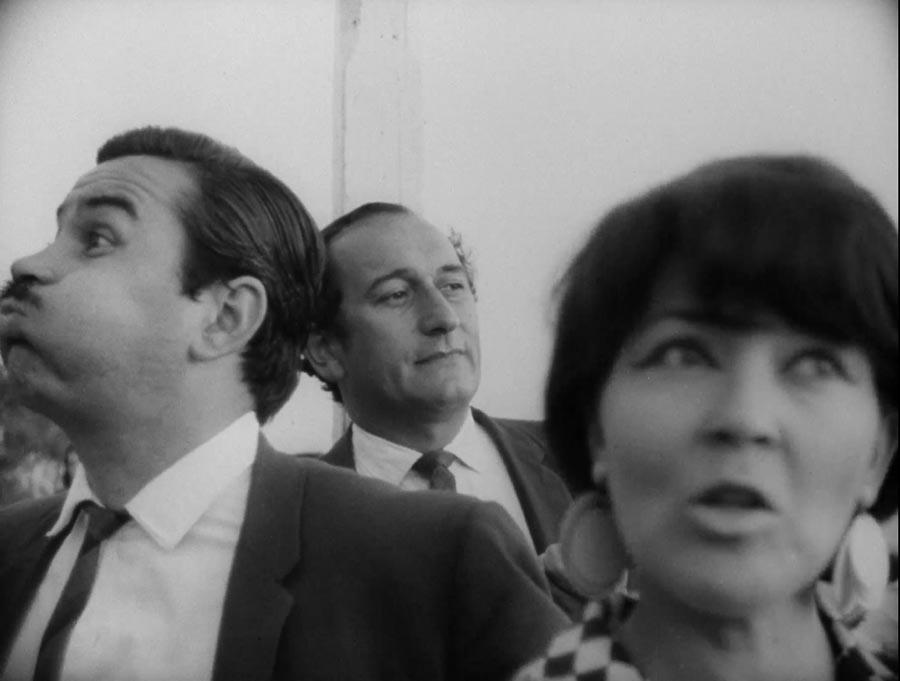 """Película chilena """"Tres Tristes Tigres"""""""