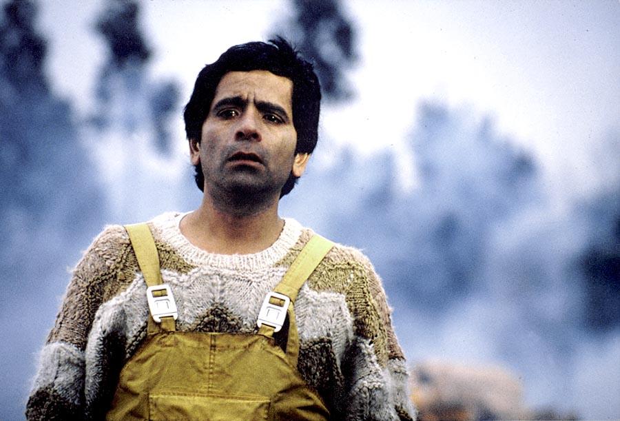 """Película chilena """"La frontera"""""""