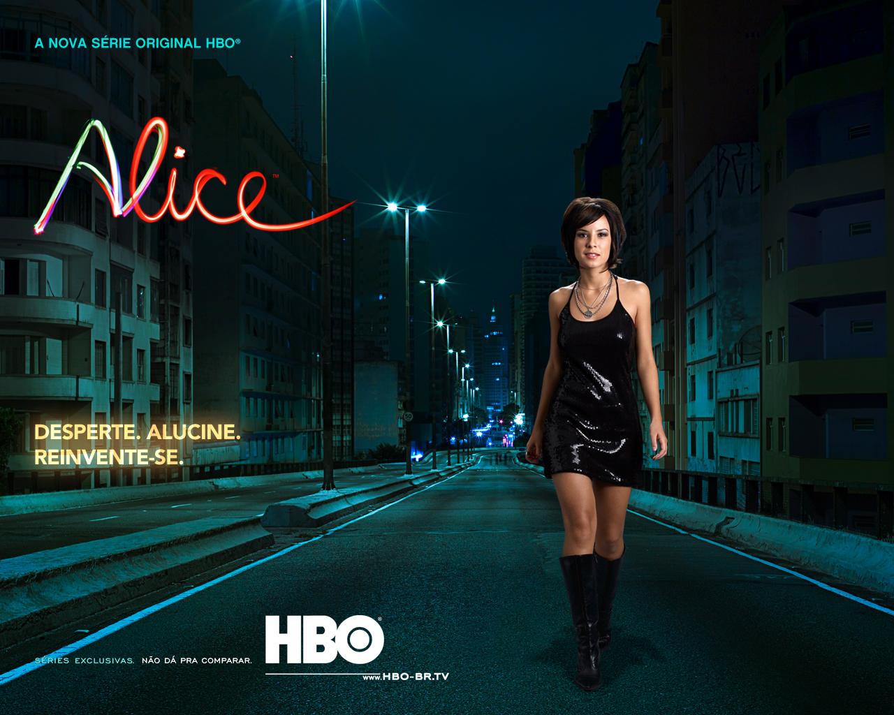 Serie Alicia de HBO