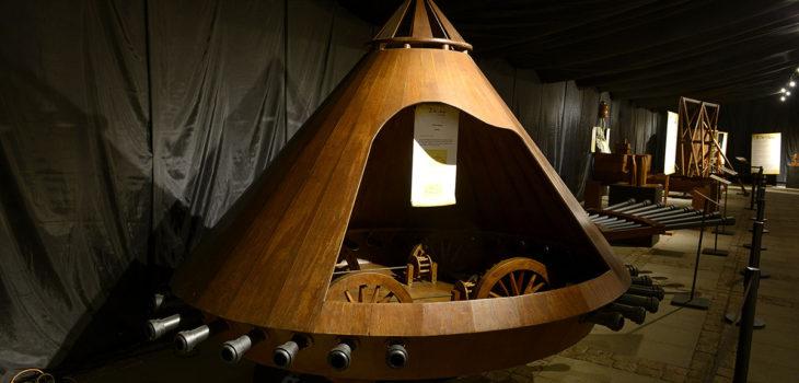 El Tanque de Leonardo Da Vinci