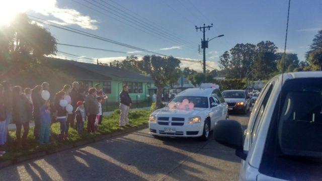 Fiscalía confirma fallecimiento de menor de 9 años arrollada por bus interurbano en Río Negro