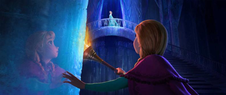Frozen, película de Walt Disney Animation Studios
