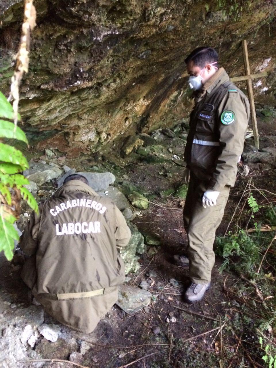 Aysén: Investigan hallazgo de osamentas cueva ubicada en la isla Ascensión