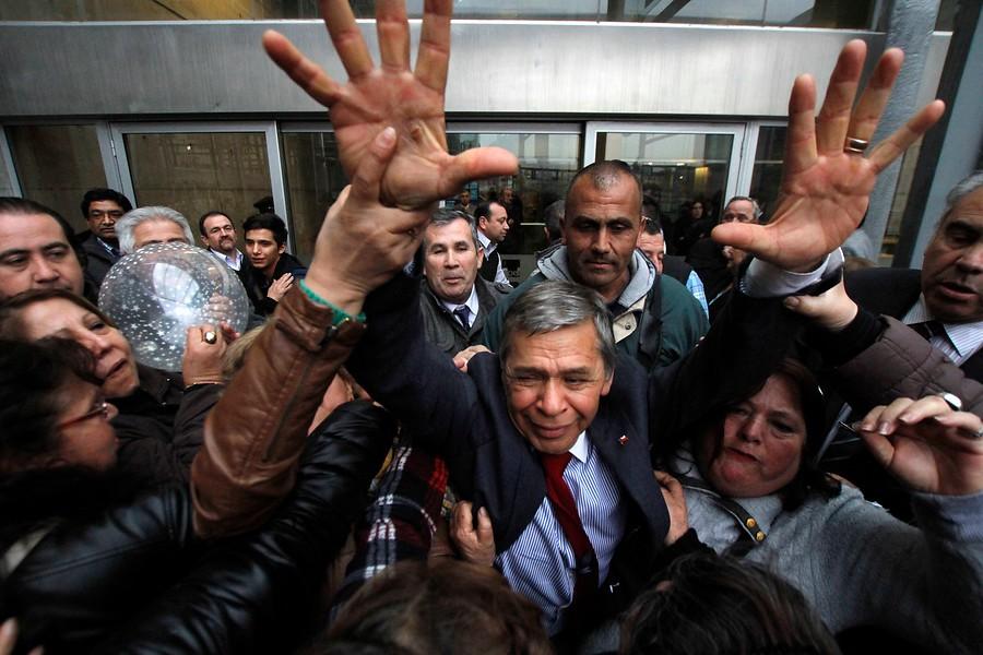 Luis Plaza, alcalde derrotado de Cerro Navia | Agencia Uno