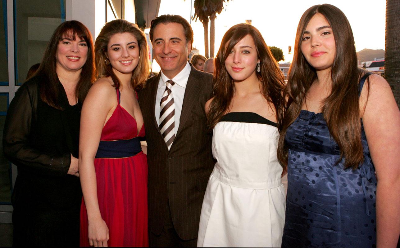 Familia Garcia hace algunos años