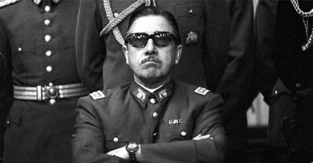 """Archivos publicados por la CIA describen al dictador Pinochet como """"cálido"""" y """"afable"""""""