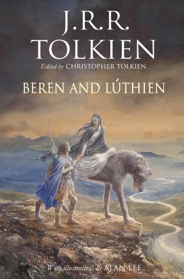"""Publicarán """"Beren y Lúthien"""", nuevo libro de J.R.R. Tolkien"""