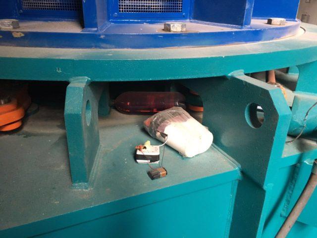 Atacan central hidroeléctrica en Curacautín: una bomba estalló en el lugar y otra falló