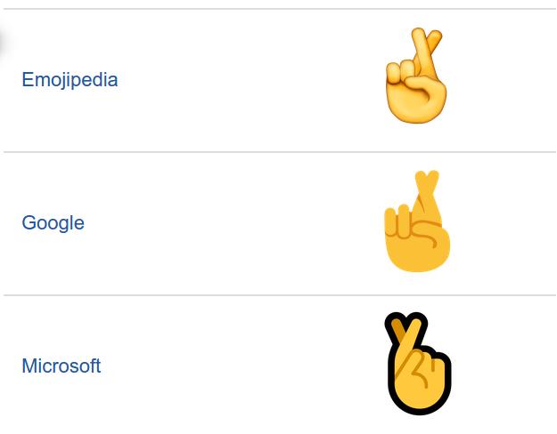 """Extraña """"peculiaridad"""" en popular emoji de Samsung llama la atención de usuarios"""