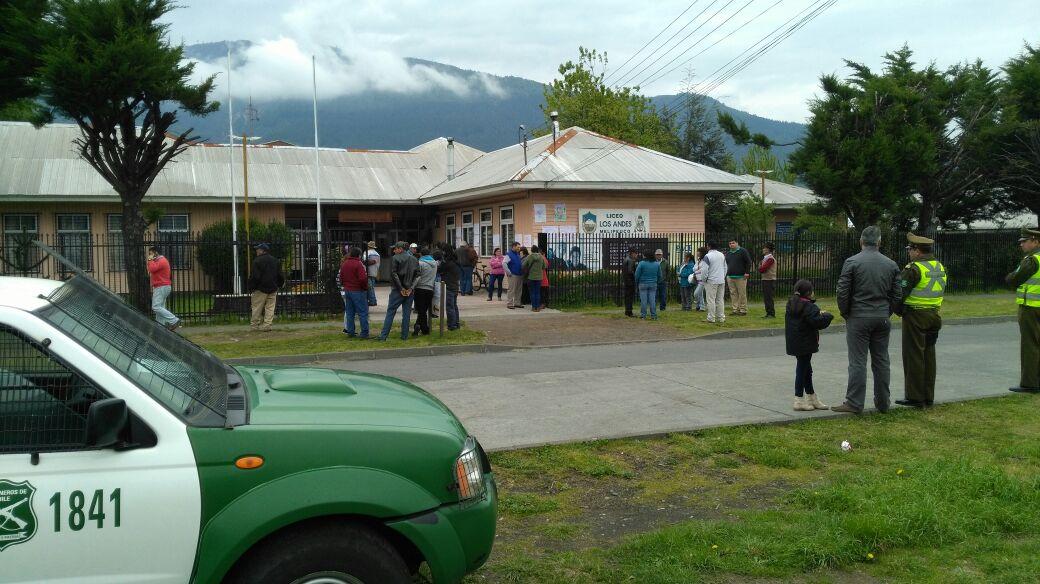 Melipeuco: La comuna con más votantes que habitantes