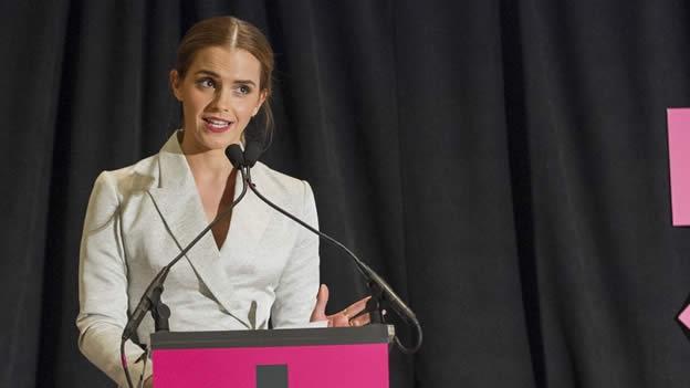 Emma Watson | He for She